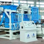 Dây chuyền sản xuất gạch không nung tự động hoàn toàn QT12