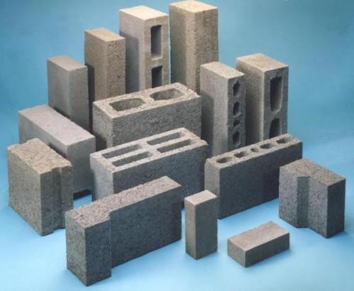 Những nguyên vật liệu nào có thể sử dụng làm gạch không nung ?