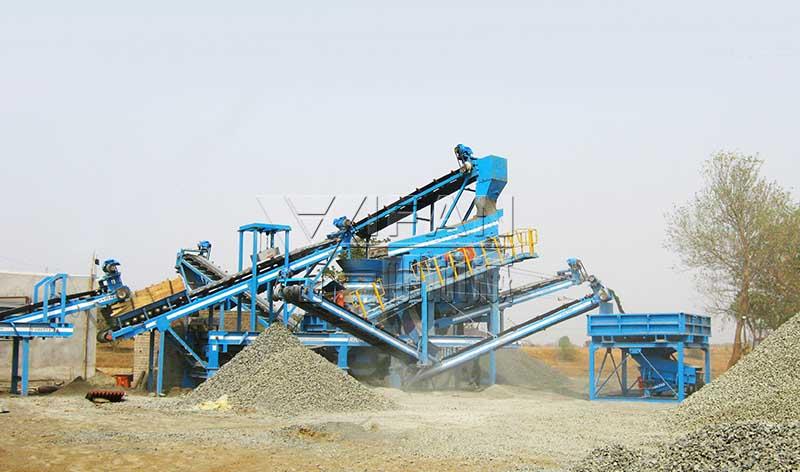 dây chuyền sản xuất cát nhân tạo trung ương trung quốc