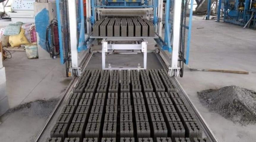 Báo giá dây chuyền gạch không nung công nghệ Đức