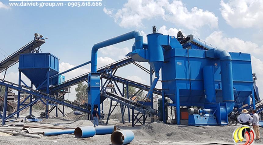 Cần bao nhiêu kỹ sư vận hành dây chuyền sản xuất đá?